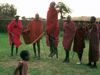 Stipe Bozic - Massai Afrika