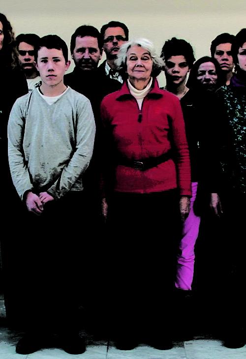 Vera Gudrun, Gledati druge, 2009