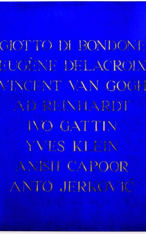 Giotto di Bondone..., 1992