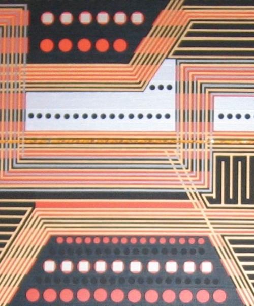 duje Jurić - Memo-chips, 2010., detalj