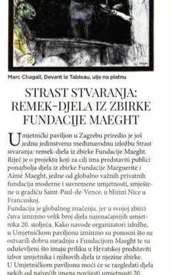 Školske novine 101020127_Strast stvaranja